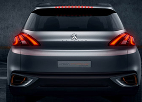 Peugeot Urban Crossover is toekomstige 208 Outdoor