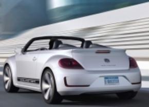 Volkswagen E-bugster gooit het dak eraf