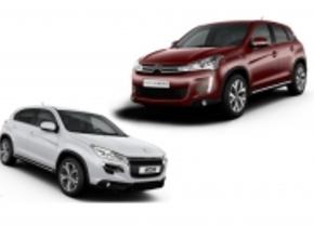 Citroën prijst de C4 Aircross, Peugeot de 4008