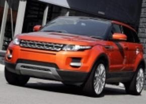 Range Rover Evoque Visuvius Kahn