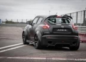 Nissan Juke-r gaat in productie