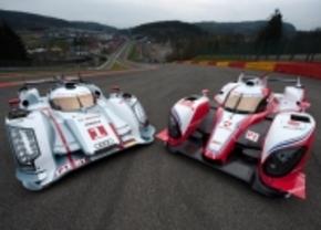 Toyota TS030 en Audi R18 E-Tron Quattro