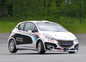 Peugeot 208 R2 Rally