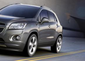 Officieel: Chevrolet Trax is neefje voor Opel Mokka