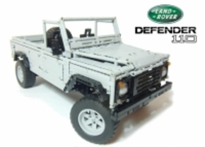 lego land rover defender 110