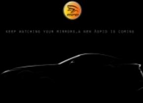 Aspid maakt nieuwe sportwagen