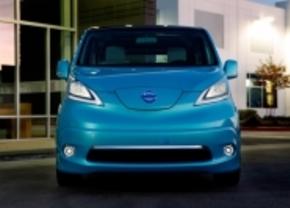 Nissan gaat e-NV200 produceren