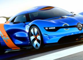Concept Renault Alpine A110-50 officieel