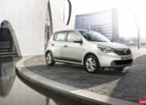 Kleinste Dacia voor 5.000 euro