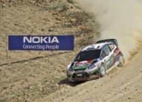 WRC en Nokia beëindigen hun samenwerking