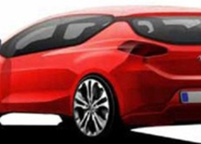 Kia Pro_Cee'd schets toont nieuwe Kia coupé