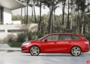 Komt er een Citroën C4 Tourer in 2013?