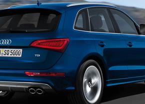 Officieel: Audi SQ5 TDI