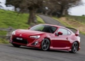Toyota heeft bodykit voor Australische klanten