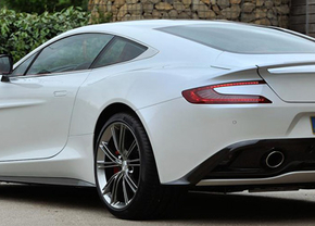 Officieel: Aston Martin AM310 Vanquish