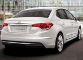 Citroën C-Elysée en C4 L moeten China inpalmen
