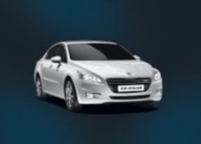 Peugeot 508 ook als Hybrid4