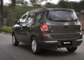 Chevrolet Spin: Gelukkig niet voor ons?