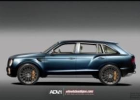 ADV1 geeft Bentley's SUV andere velgen