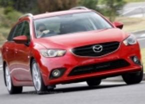 Mazda  2013 render