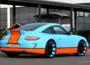 Porsche 997 Oxigin