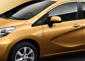 Officieel: Nissan Note in het nieuw