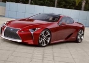 Lexus LF-LC zou in productie gaan