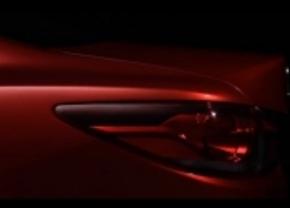 Mazda plaagt lustig verder rond de nieuwe Mazda6