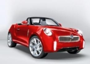 MG Roadster komt als crossover?