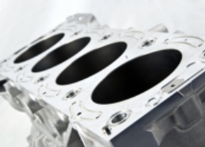 jaguar x-c75 krijgt straffe viercilinder
