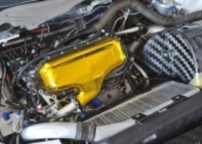 Baseert Honda de nieuwe Civic Type R op de WTCC-motor?