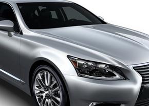 Officieel: Lexus LS facelift