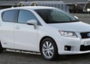 Krijgt Lexus eigen versie van Toyota Prius C