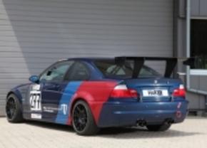 BMW CSL REIL performance