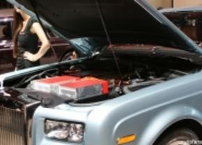 Rolls Royce-klanten willen geen diesel