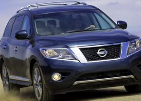 Officieel: Nissan Pathfinder
