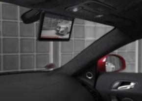 Niets is nog echt: Audi's digitale binnenspiegel