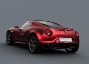 Alfa Romeo 4C roadster comming