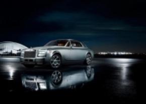 Rolls Royce Phantom Coupe Aviation Edition