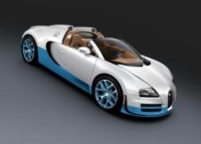 Bugatti Veyron Sport Vitesse sports