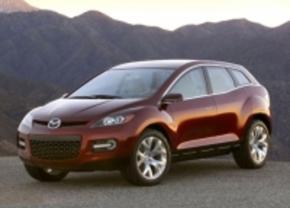 Mazda CX-7 mag met pensioen