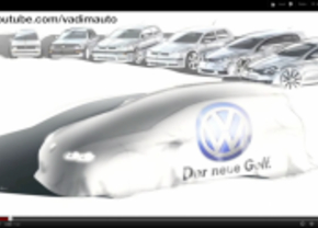 Golf 7 video