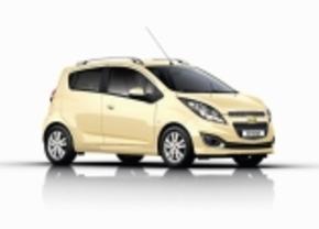 Chevrolet geeft Orlando een 1.4T en Spark een facelift in Parijs