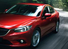 Officieel: Mazda6 sedan