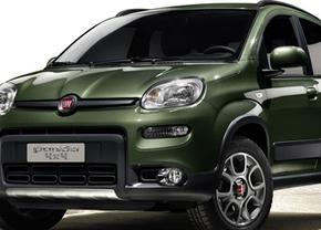 Officieel: Fiat Panda 4x4