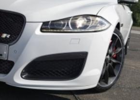 Jaguar XFR krijgt Speedpack, haalt begrenzer weg