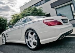 Mercedes-Benz SL 500 by Graf Weckerle
