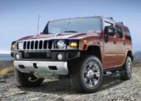Hummer H2 Black Chrome Edition
