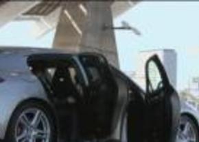 Porsche Panamera Promovideo