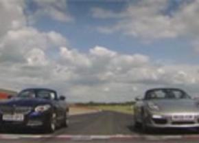 BMW Z4 vs Porsche Boxster